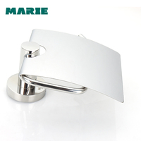 Stainless Steel Toilet paper Holder Wall Mount Toilet Tissue Paper Holder Bathroom Roll Paper Holder