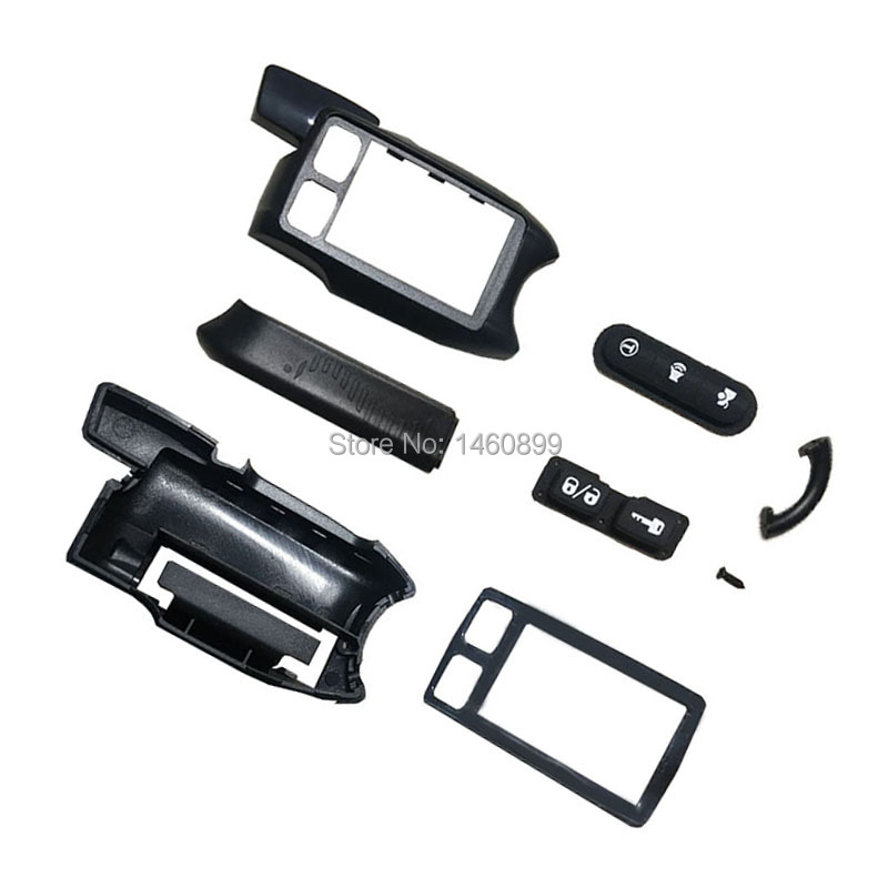 TW-9.5 LCD Remote Key Case For TW9.5 Keychain Tomahawk 9.5 9.9 LCD Remote Control Case Keychain