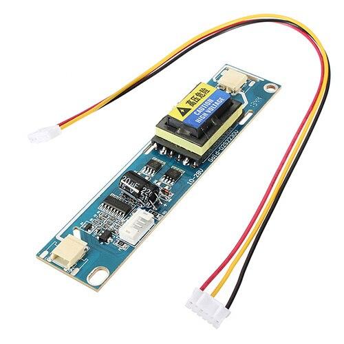 2 Lamp Backlight Universal Laptop LCD CCFL Inverter 10-28V For 10-22 Screen 1pc