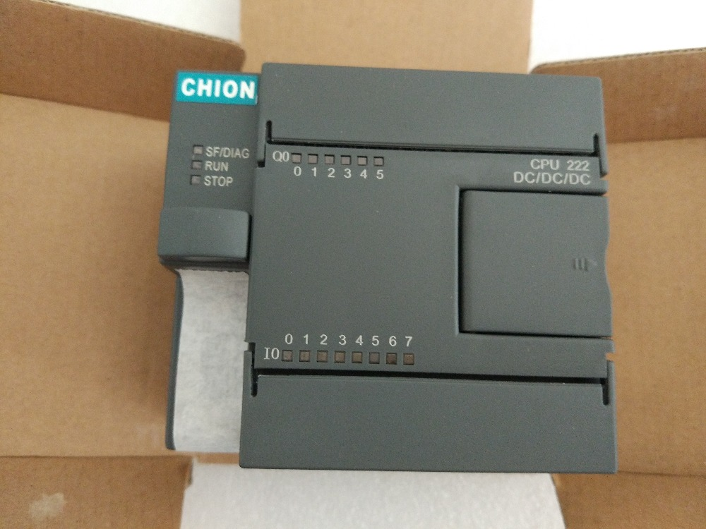 CPU222-DT Compatible S7-200 6ES7212-1AB23-0XB0 6ES7 212-1AB23-0XB0 PLC Main unit DC 24V 8 DI 6 DO transistor