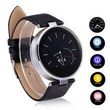 2016 neue arrivel ZGPAX S365 MTK2502 Bluetooth 4,0 Smart Uhr Armbanduhr Runden smartwatch Für Samsung smartphone Kostenloser versand