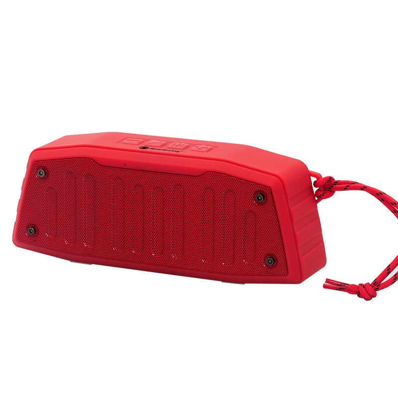 Портативный Беспроводной Bluetooth Динамик стерео Саундбар Поддержка TF FM USB MP3 Динамик s колонки сабвуфер рук-свободный для телефона/компьютера