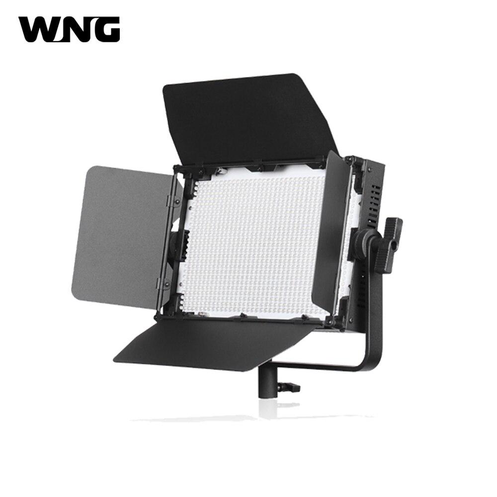 Lampe Portable 900 Studio LED avec plaque de batterie et filtre à montage en V pour vidéo Photo et Studio