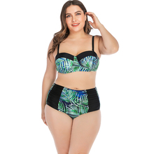 Plus size Swimwear Women Bikini Set 2019 Sexy Swimsuit Women Bikini Push-up Bath Suit 2 Pieces Swim Suit Maillot De Bain Femme sexy brazilian bikini 2018 plus size swimwear women swimsuit dressbathing suit print biquini swim suit maillot de bain skirt