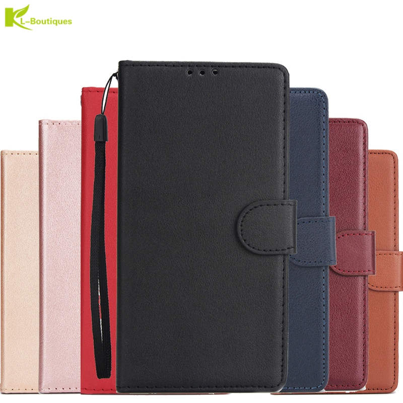 Honor 7A Etui on For Fundas Huawei DUA-L22 Honor7A Russian Version 5.45 inch Case Vintage Leather Flip Mirror Wallet Card Cover