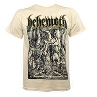 OKOUFEN Authentic BEHEMOTH Lvcifer Lucifer Natural T Shirt S M L XL XXL Black Metal NEW