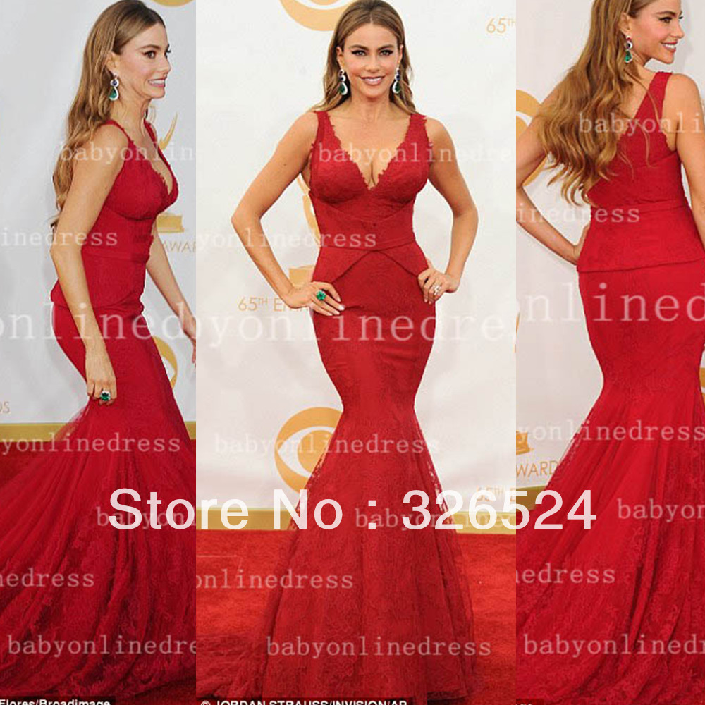 Aliexpress.com : Buy Best sell evening dresses 2014 deep v neck ...