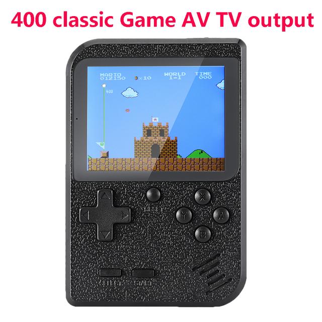 Excelvan Retro Portable Mini Handheld Game Console 3.0Inch Color LCD Game Player