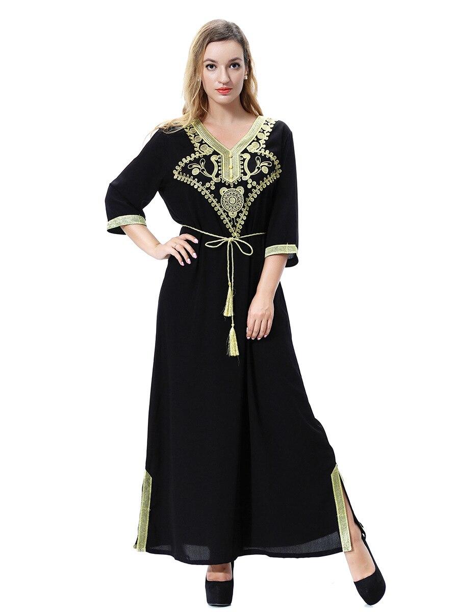 Arabian style dress
