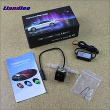 цена на Liandlee For Toyota Camry 2012 2013 Car Lamp Prevent Rear-end Collision Warning Laser Light Haze Rain Fog Snow Lights