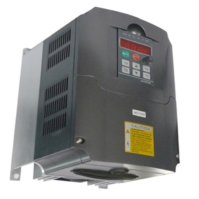 NEW Variable Frequency Drive VFD 1.5KW 2HP 220V 7A inverter with Potentiometer Knob AC new 11kw 15hp 380v 400hz vfd variable frequency drive inverter vfd teco 7200ma vfd 1year warranty