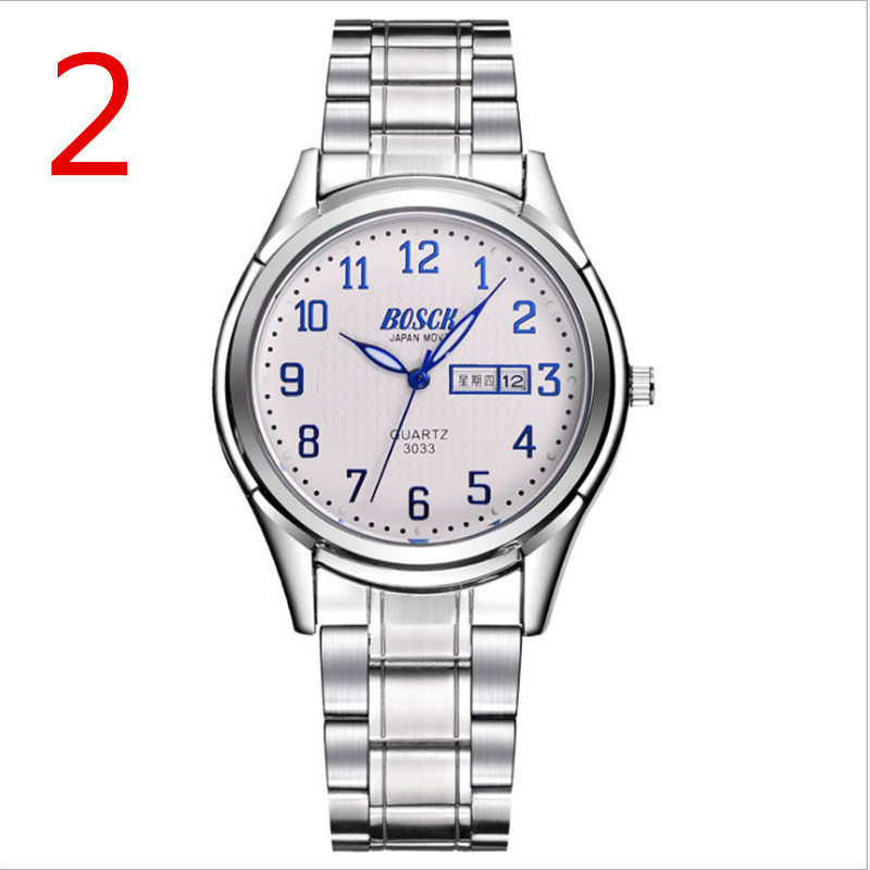 New fashionable men's leisure quartz watch, fashionable and generous. fashionable leisure conjoined shorts page 4