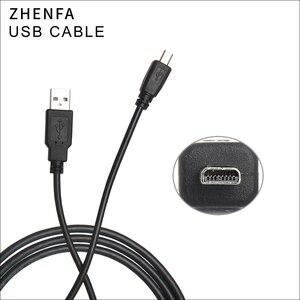 Image 1 - Zhenfa USB Sync Dữ Liệu Cable Máy Ảnh Cord đối với Panasonic Lumix Dmc FP8 DMC FS1 DMC FS3 FS4 DMC FS9 DMC FS5 DMC FS6 DMC ZS19