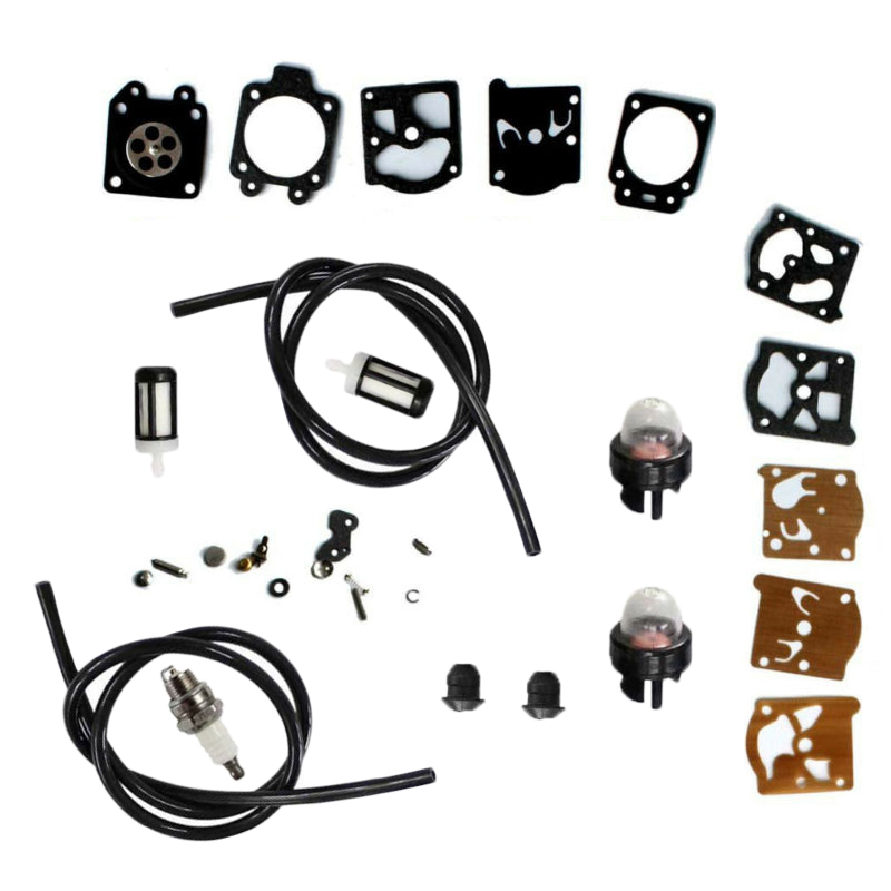 Top Selling Carburetor Kit Primer Bulb Fuel Line Filter For STIHL FS36 FS40 FS44 Trimmer With High Quality in Tool Parts from Tools