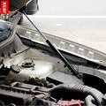 2 pçs/set Para 2013 2014 MITSUBISHI ASX tampa Do Motor Hidráulico rod Strut Bares acessórios suporte capô do carro para asx
