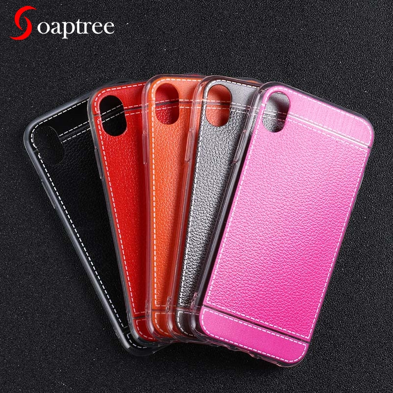 Silicone Case For Apple <font><b>iPhone</b></font> XR XS Max X XS 10 8 Plus 7 Plus Pro 6S Plus 5 5S SE 2020 A1661 A1784 A1660 A1778 <font><b>A1865</b></font> Cover image
