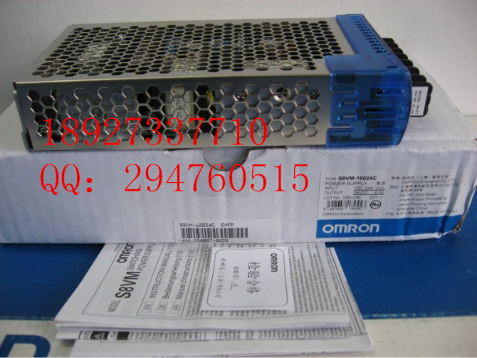 [ZOB] 100% brand new original authentic - - Switching Power Supply S8VM-10024C brand new original authentic cdu16 15d