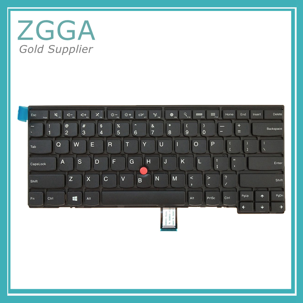 Genuine NEW for Lenovo ThinkPad L440 L450 T440 T440P T431S T440S T450 T450S T460 US English Keyboard No Backlit 04Y0824 04Y0862 original laptop keyboard for lenovo ibm thinkpad e431 t431s t440s t440p t440 e440 l440 t460 eu standard t440 t440s t450 keyboard