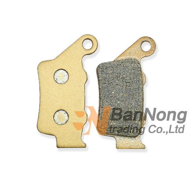 Motorcycle Rear Brake Pads For KTM LC2 125 96-98 Sting125 97-99 SX125 94-03 EXC/EGS125 94 EXC125 95-03 EXC/EGS200 98-03