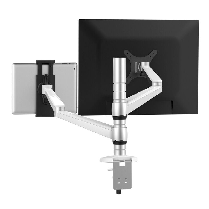 Aliexpress.com : Buy OA 8Z Height Adjustable TV Mount Multifunction LCD  Monitor+Tablet PC Stand Aluminum Rotating Arm Holder For IPad Mini Air From  Reliable ...