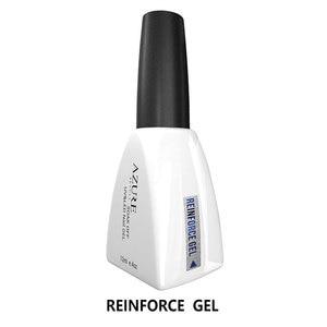 Image 4 - Azure belleza capa superior para base uñas Gel UV tiempo Base duradera base uñas abrigo remojo Base para uñas Semi permanente Led de la capa superior