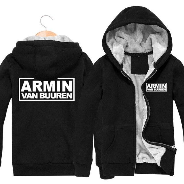 Buuren Cardigan Rock 2017 Armin Punk Van Moda Band De Engrosamiento t6qtFw4R0