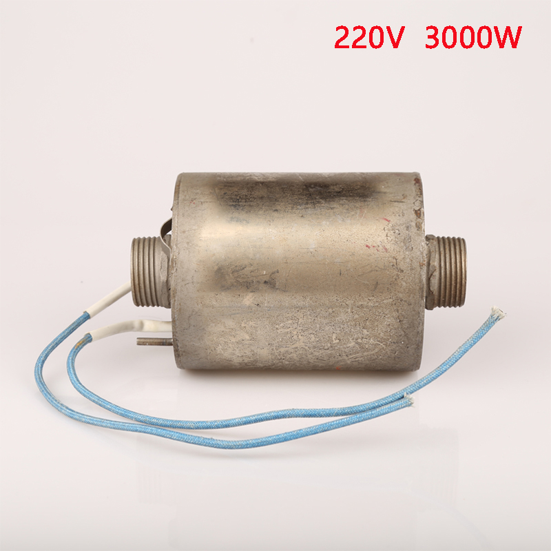 3000W 220V diversion stainless steel immersion heater,shut-off valve heater3000W 220V diversion stainless steel immersion heater,shut-off valve heater