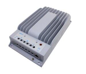 Image 3 - 12 فولت 40A 40amp جهاز تحكم يعمل بالطاقة الشمسية EPEVER Tracer4215BN + درجة الحرارة الاستشعار 12 فولت 24 فولت السيارات نوع مع MT50 البعيد متر