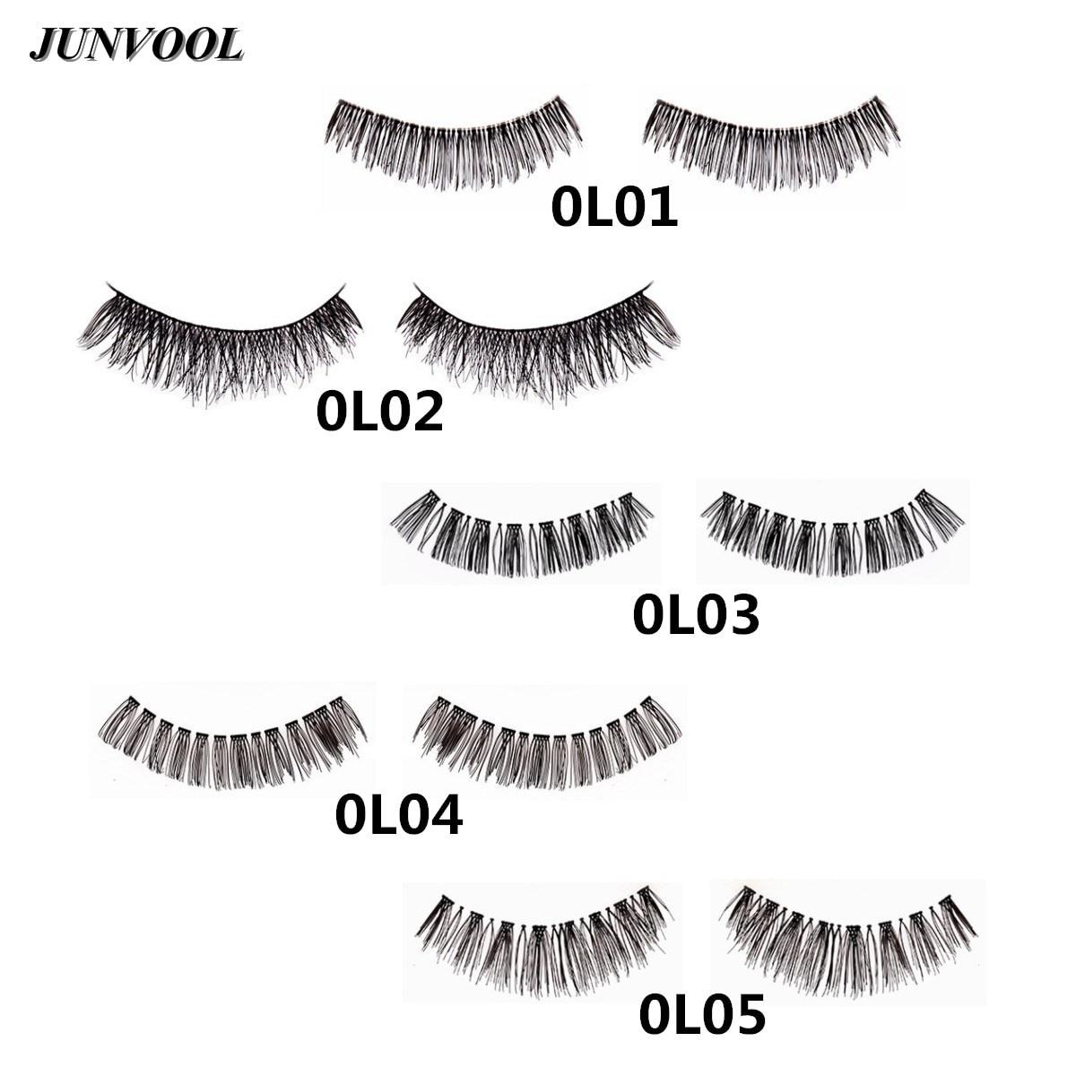Fashion Eye Lashes Makeup Extension Fake Eyelash 10 Pairs