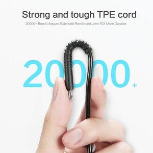 Image 3 - Floveme micro cabo usb 5v 2.4a carregamento de dados carregador rápido cabo para samsung xiaomi telefone carregador cabel microusb cabo liso fio