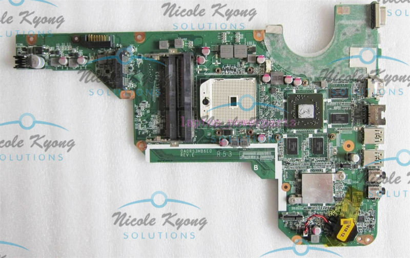 683030-501 683030-001 685482-001 non-intergrated MotherBoard SYSTEM BOARD for HP PAVILION G4 G6 G7 G6-2000 free shipping 683030 001 683030 501 for hp pavilion g4 g6 g4 2000 g7 g6 2000 motherboard r53 da0r53mb6e0 da0r53mb6e1