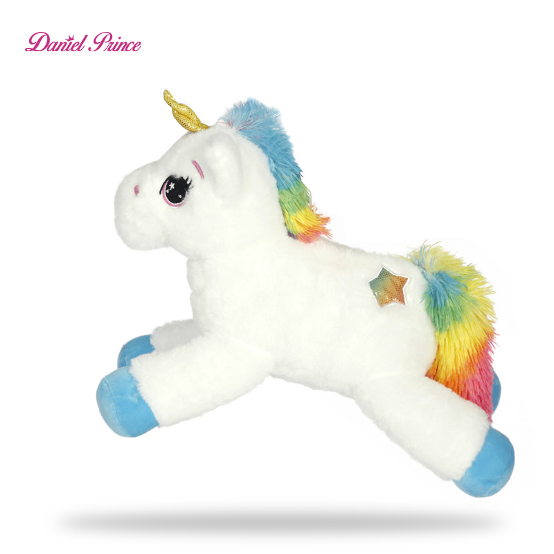 LED Plush Light Up Toys Horse Stuffed Animals Plush Toys 1