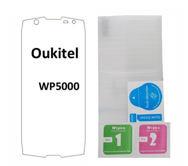 2PCS For <font><b>Oukitel</b></font> <font><b>WP5000</b></font> 5.7