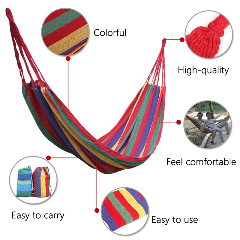 Hammock Ultralight Parachute Hammock Hunting Mosquito Net Double Lifting Outdoor Furniture Hammock Hanging Swing Chair