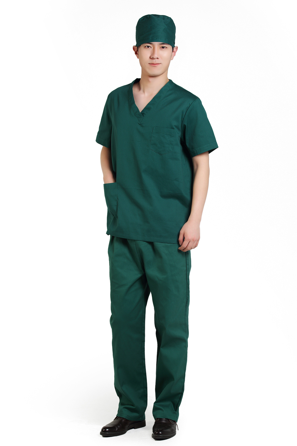 ALL DAY COMFORT: These medical scrubs for women feel soft on the skin, are comfortably roomy, and are designed with a draw string and elastic band for a great fit at the hips.