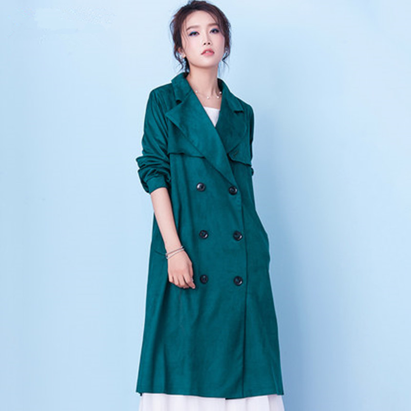 Online Buy Wholesale dress trench coat from China dress trench ...
