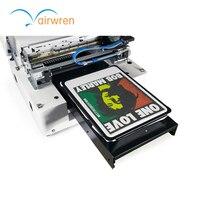 Фабрика сразу поставляет принтер для печати на футболках 6 цветов печатная машина футболки