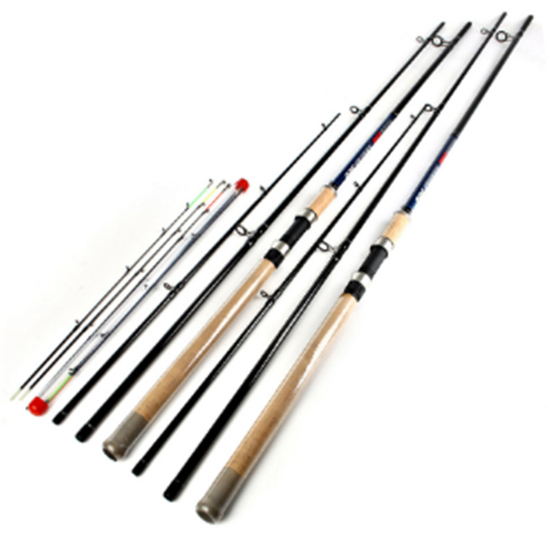 YIYI 80+90+120g 3 tops surf Feeder High Carbon Super Power 3 Sections 3m L M H Lure Weight 40 120g carp Feeder Fishing Rods