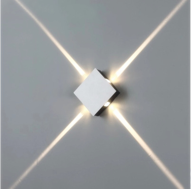 4 narrow beam spot lights led wall lighting effect light rectangle 4 narrow beam spot lights led wall lighting effect light rectangle shape 140140 aloadofball Images