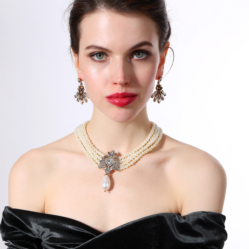 Party Pop ευγενής Sparkly Αξεσουάρ φόρεμα - Κοσμήματα μόδας - Φωτογραφία 3
