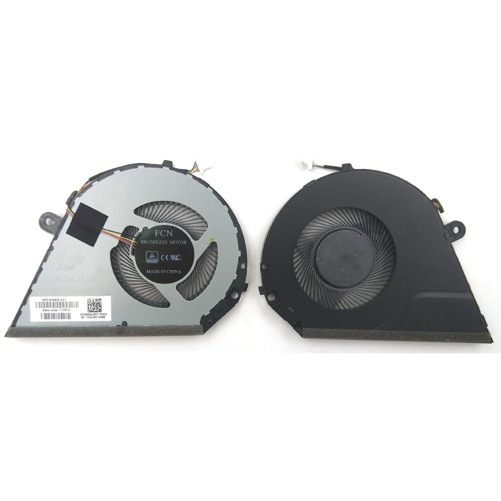 New HP Pavilion 14-BF 14-BF035TX 14-BF040WM 14-BF115NS Laptop CPU Fan 930603-001