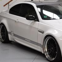 Custom Made Fashion Car Side Skirt Color Change Refit Stickers And Decals For Vw Bmw Ford
