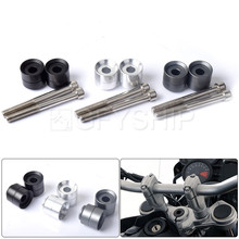 F800GS Motorcycle For BMW F650GS Twin F700GS Accessories  Handlebar Riser Kit Moves Bar Up