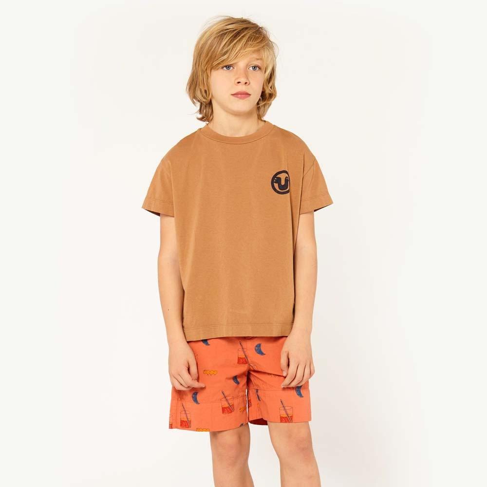 Bobo Choses Baby Girl Summer Clothes Nununu Boys T-shirts Toddler Short Sleeve Cotton Tees Tops Kids Cute Fashion Outfits Tshirt