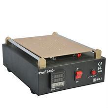 948Q + Bomba de Vacío Incorporada LCD Máquina Separadora de Pantalla Táctil de $ number pulgadas de la Lente de Reparación de Vidrio