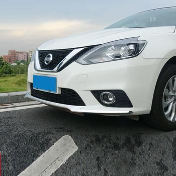 Body Voorbumper Kofferbak Auto Chroom Gemodificeerde Auto Styling Onderdelen Decoratie Covers 16 17 18 VOOR Nissan Sylphy