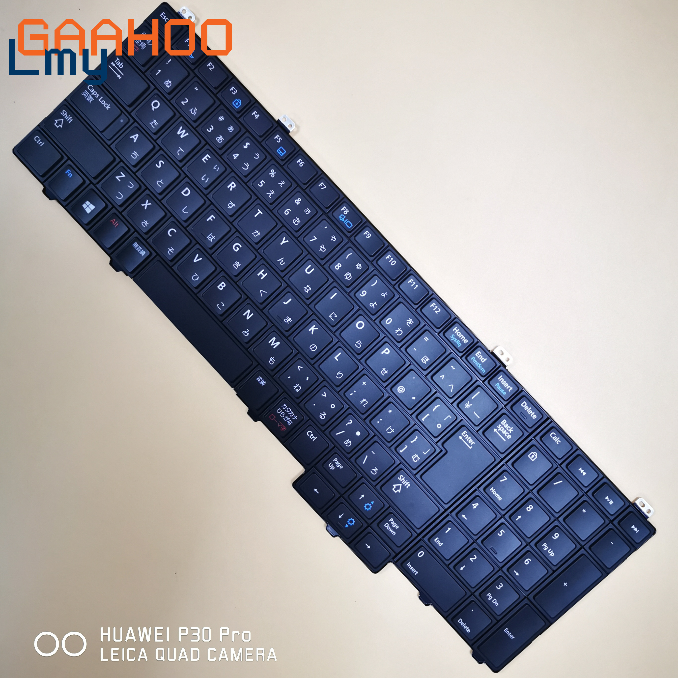 Brand New Original JP JAPAN  Laptop Keyboard For DELL LATITUDE E5540 5540 Laptop Keyboard Black 02YKXK