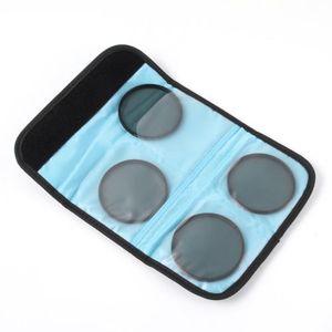 Image 5 - Карманный чехол для фильтра FOTGA с 4 слотами для серии Cokin P или 58 62 77 25 82 мм