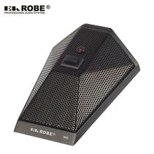 лучшая цена Original EAROBE M6 Interface microphone boundary microphone for meeting conference microphone desktop microphone
