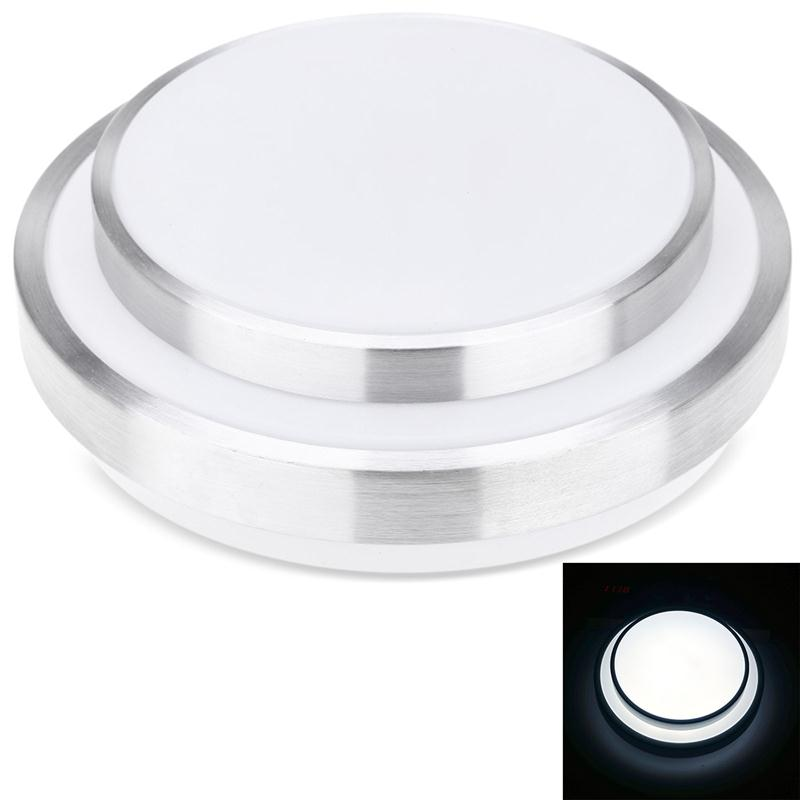 YK2028 12W LED Natural Warm White Ceiling Light motion sensor Ceiling Lamp AC 220V 12w 3500k 1050 lumen 12 led warm white light ceiling down lamp ac 100 245v